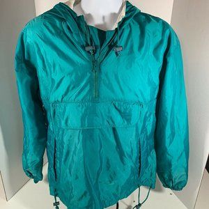 Lands End Unisex Jacket Size Small 1/2 Zip Pullove